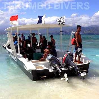 Terumbu潜水船
