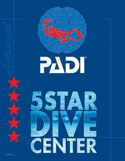 5 star dive center