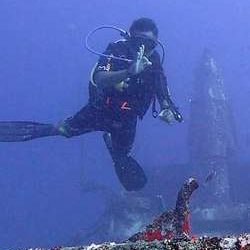 Become a confirmed padi diver in Lombok