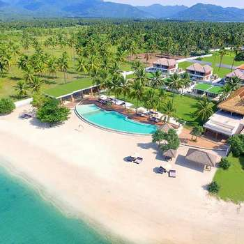 nice resort in Lombok - Gili islands