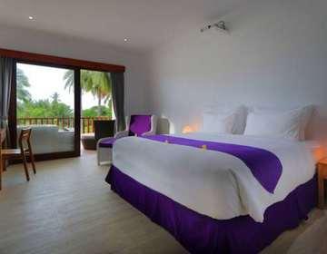 anema chambre à Lombok