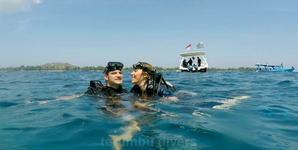 special offer diving in Indonesia